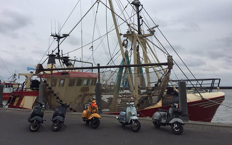 Hafen auf Römö