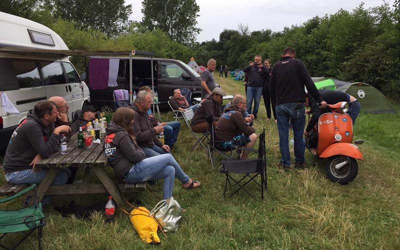 Camping auf Römö